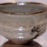茶碗:絵唐津